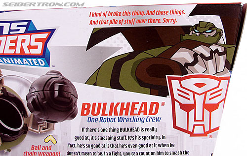 Transformers Animated Bulkhead (Ironhide) (Image #10 of 131)