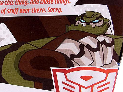 Transformers Animated Bulkhead (Ironhide) (Image #11 of 131)