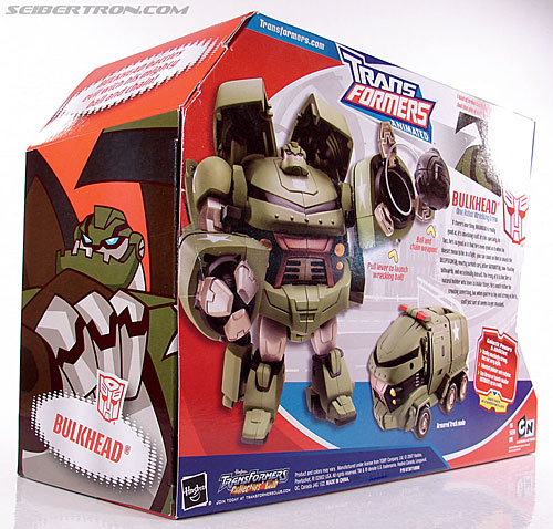 Transformers Animated Bulkhead (Ironhide) (Image #13 of 131)