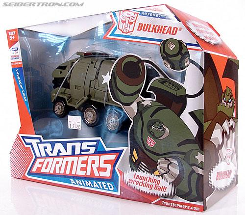 Transformers Animated Bulkhead (Ironhide) (Image #16 of 131)