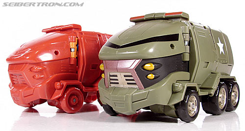 Transformers Animated Bulkhead (Ironhide) (Image #39 of 131)