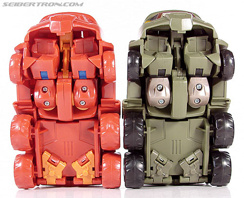 Transformers Animated Bulkhead (Ironhide) (Image #41 of 131)
