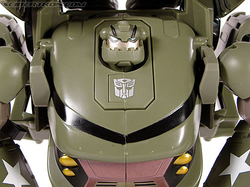 Transformers Animated Bulkhead (Ironhide) (Image #52 of 131)