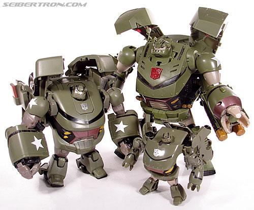 Transformers Animated Bulkhead (Ironhide) (Image #131 of 131)