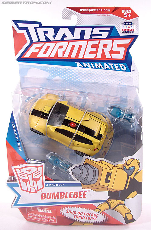 Transformers Animated Bumblebee (Image #1 of 128)