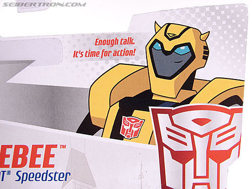 Transformers Animated Bumblebee (Image #9 of 128)