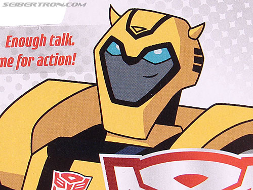 Transformers Animated Bumblebee (Image #10 of 128)