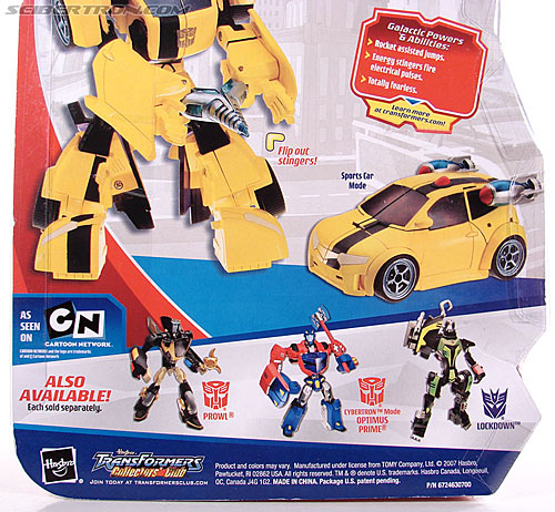 Transformers Animated Bumblebee (Image #12 of 128)