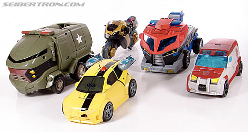 Transformers Animated Bumblebee (Image #45 of 128)