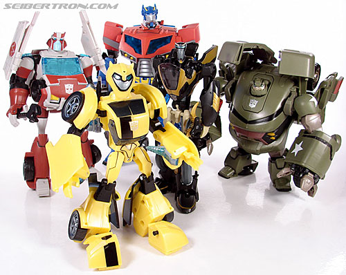 Bumblebee - Transformers Animated - Toy Gallery