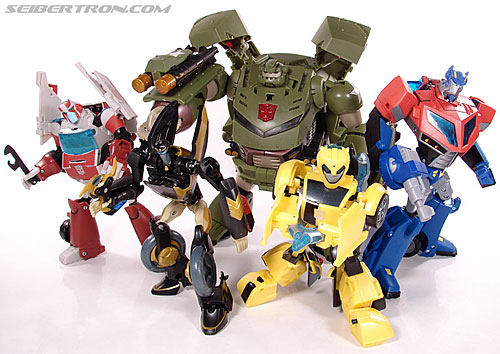 Transformers Animated Bumblebee (Image #127 of 128)