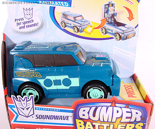 Transformers Animated Soundwave (Image #2 of 62)