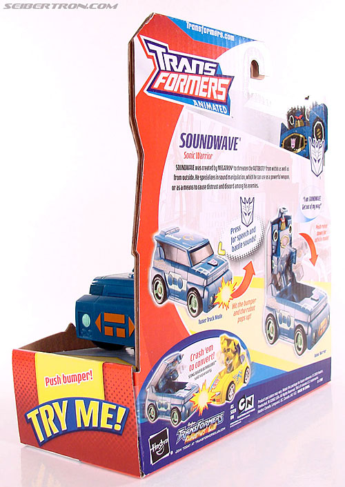 Transformers Animated Soundwave (Image #11 of 62)
