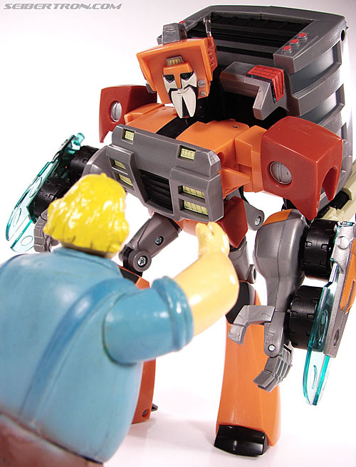 Transformers Animated Captain Carmine Fanzone (Image #32 of 37)