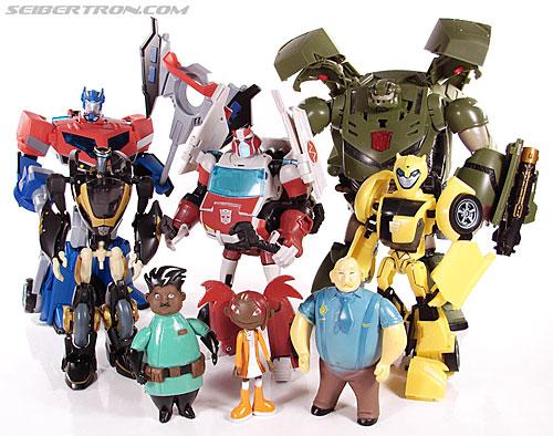 Transformers Animated Captain Carmine Fanzone (Image #35 of 37)