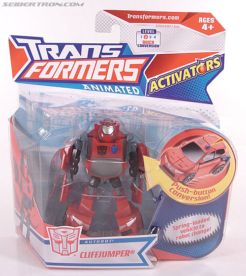 Transformers Animated Cliffjumper (Image #1 of 85)