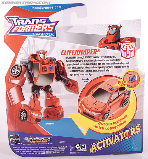 Transformers Animated Cliffjumper (Image #9 of 85)