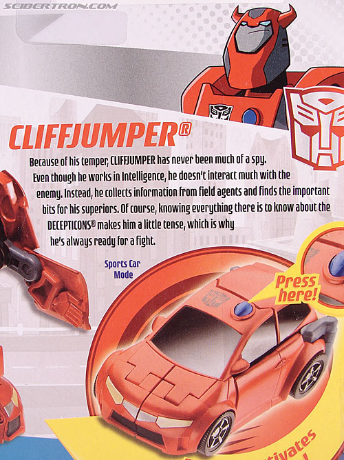 Transformers Animated Cliffjumper (Image #11 of 85)