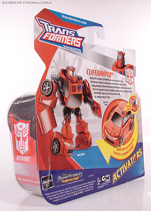Transformers Animated Cliffjumper (Image #14 of 85)
