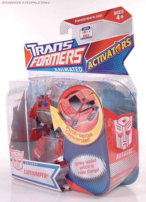Transformers Animated Cliffjumper (Image #15 of 85)