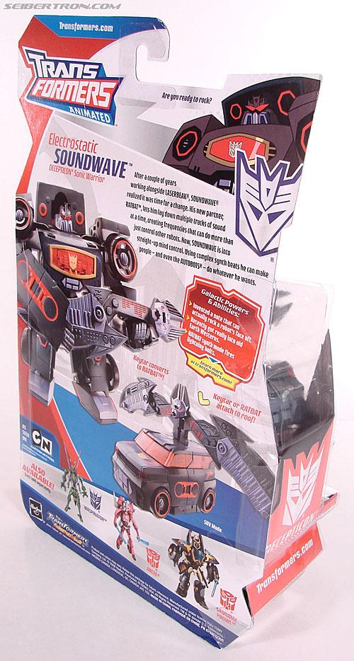 Transformers Animated Electrostatic Soundwave (Soundblaster) (Image #6 of 144)