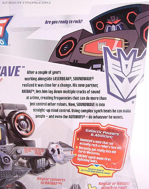 Transformers Animated Electrostatic Soundwave (Soundblaster) (Image #8 of 144)