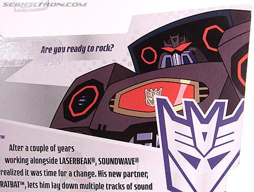 Transformers Animated Electrostatic Soundwave (Soundblaster) (Image #9 of 144)