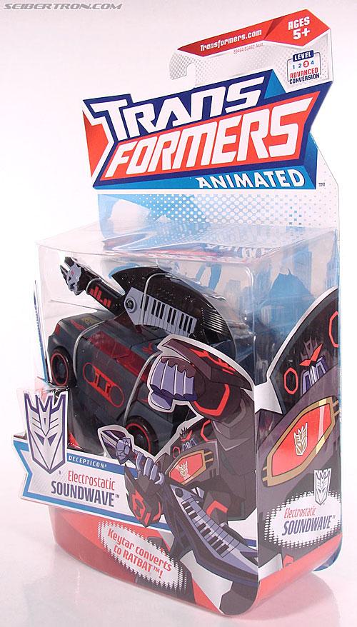Transformers Animated Electrostatic Soundwave (Soundblaster) (Image #18 of 144)