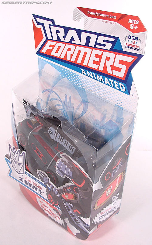 Transformers Animated Electrostatic Soundwave (Soundblaster) (Image #19 of 144)