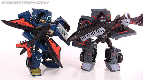 New Toy Galleries - Animated Freeway Jazz and Electrostatic Soundwave