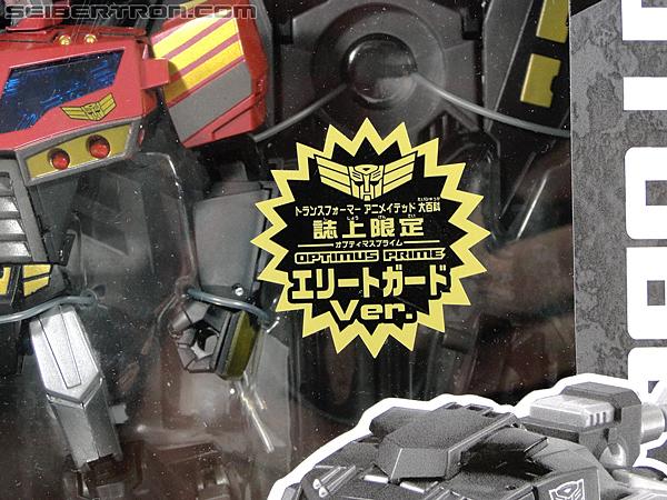 Transformers Animated Elite Guard Optimus Prime (Image #3 of 146)