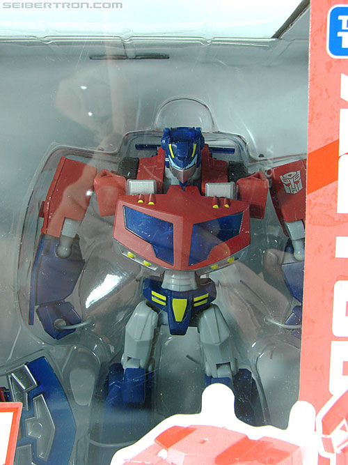 Transformers Animated Optimus Prime (Image #2 of 120)