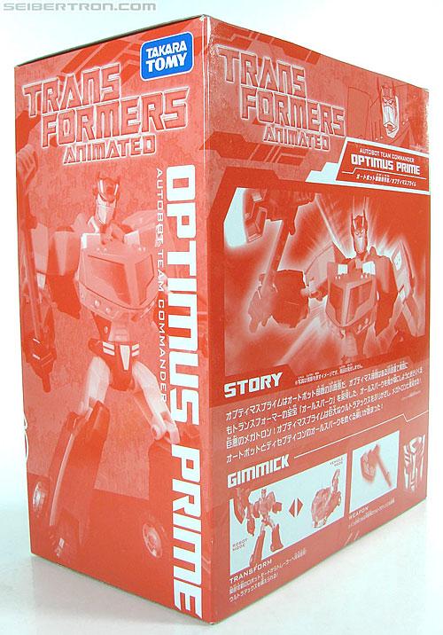 Transformers Animated Optimus Prime (Image #11 of 120)
