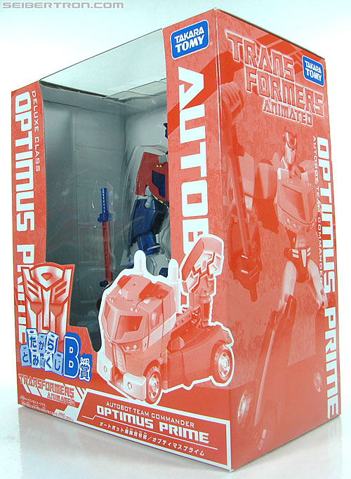 Transformers Animated Optimus Prime (Image #13 of 120)