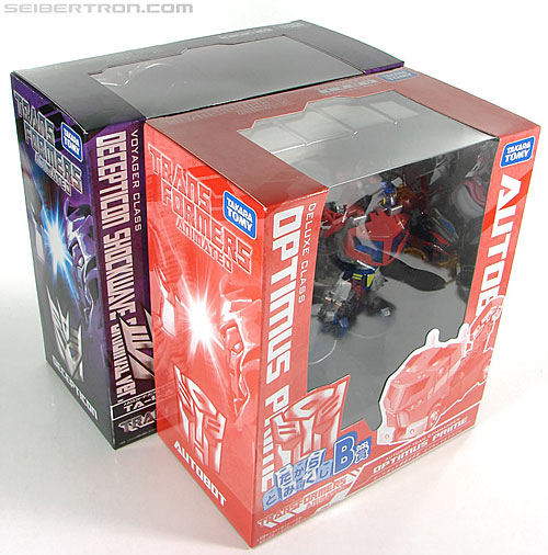 Transformers Animated Optimus Prime (Image #18 of 120)