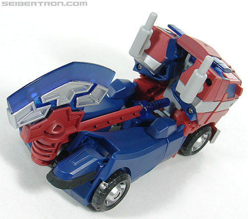 Transformers Animated Optimus Prime (Image #26 of 120)