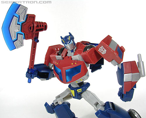 Transformers Animated Optimus Prime (Image #80 of 120)