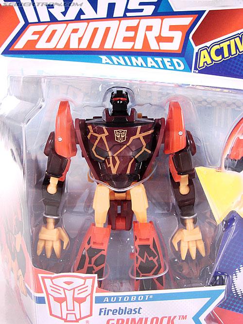 Transformers Animated Fireblast Grimlock (Image #2 of 90)