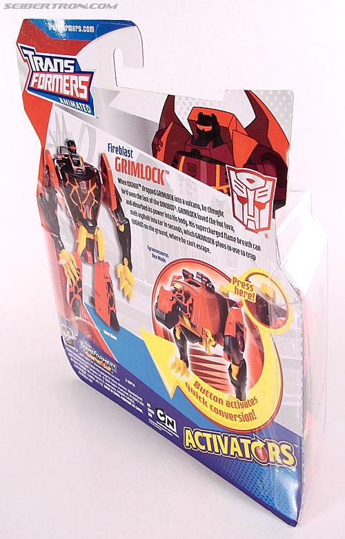 Transformers Animated Fireblast Grimlock (Image #6 of 90)