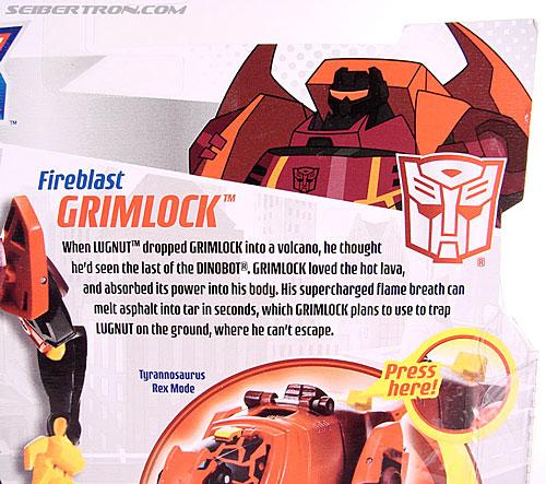 Transformers Animated Fireblast Grimlock (Image #9 of 90)