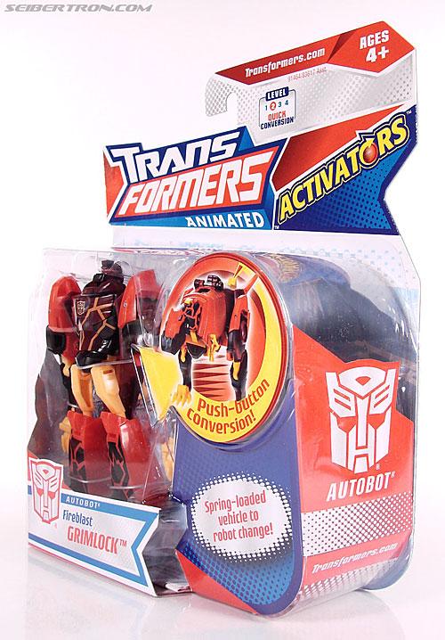 Transformers Animated Fireblast Grimlock (Image #11 of 90)