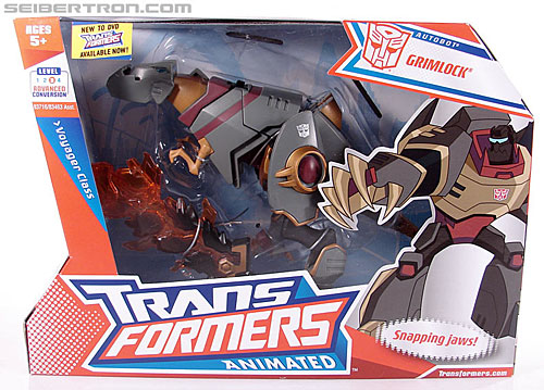 Transformers Animated Grimlock (Image #1 of 168)