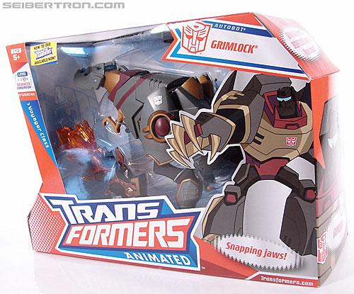 Transformers Animated Grimlock (Image #16 of 168)