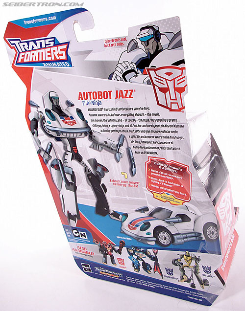 Transformers Animated Jazz (Image #6 of 90)