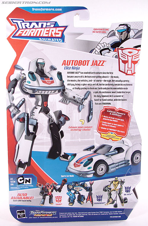 Transformers Animated Jazz (Image #7 of 90)