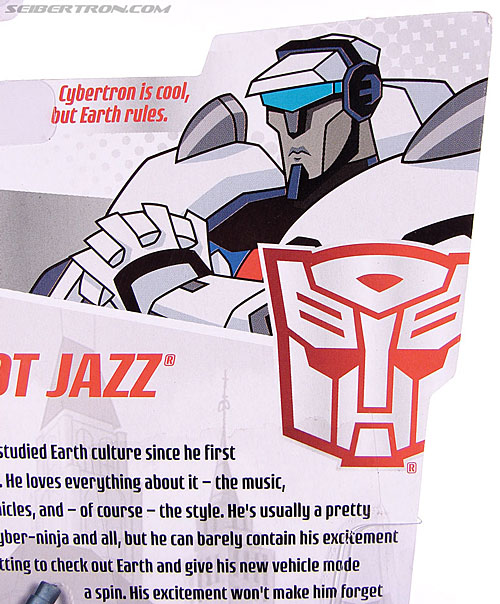 Transformers Animated Jazz (Image #8 of 90)