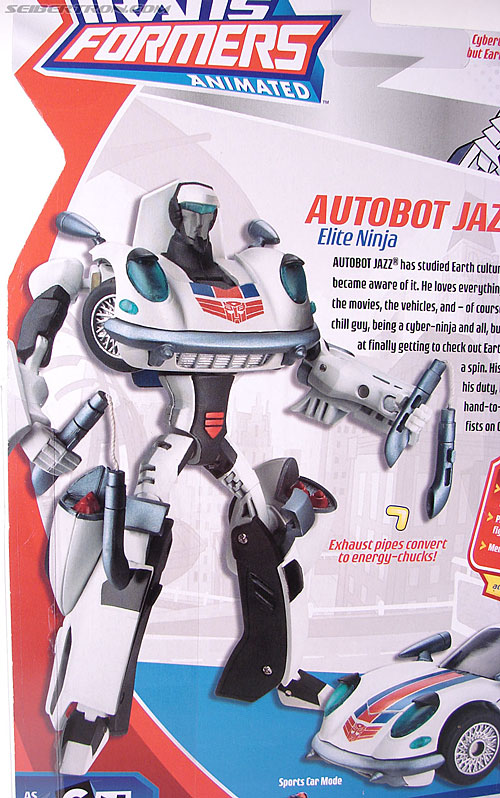 Transformers Animated Jazz (Image #10 of 90)