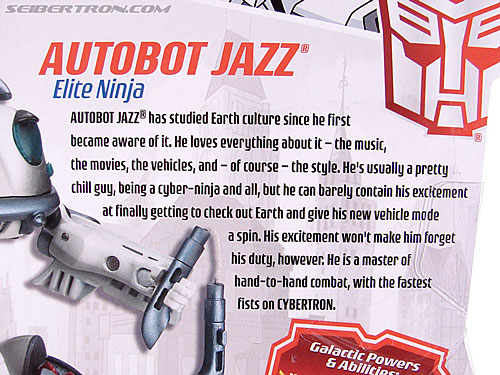 Transformers Animated Jazz (Image #11 of 90)