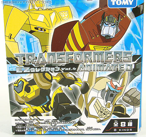 Transformers Animated Elite Guard Prowl (Image #2 of 91)