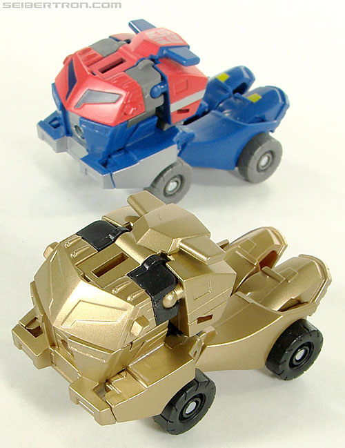 Transformers Animated Gold Optimus Prime (Image #14 of 54)
